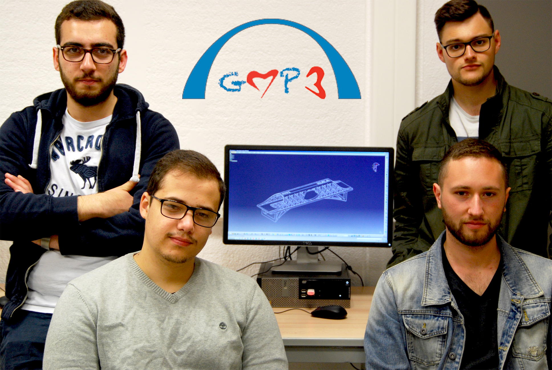 4 étudiants En Gmp Au Concours Kuka Student Award Iut De